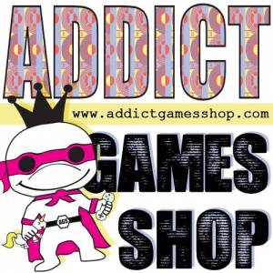 ADDICT GAMES SHOP / INDAGRAFX