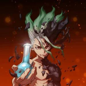 Dr. STONE